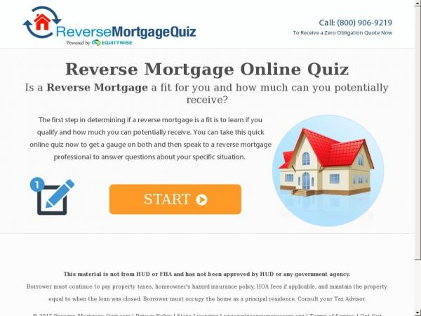 reverse-mortgage-quiz.com