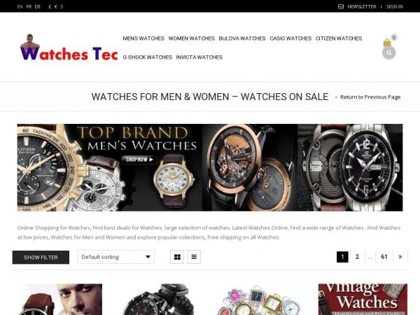 watchestec.com